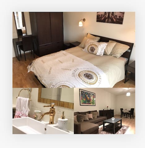 Charming and cosy flat at the heart of Luxembourg