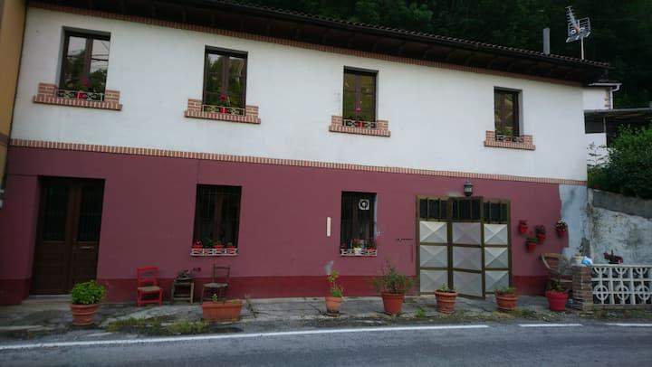 Casa en el Parque Natural  de Somiedo.