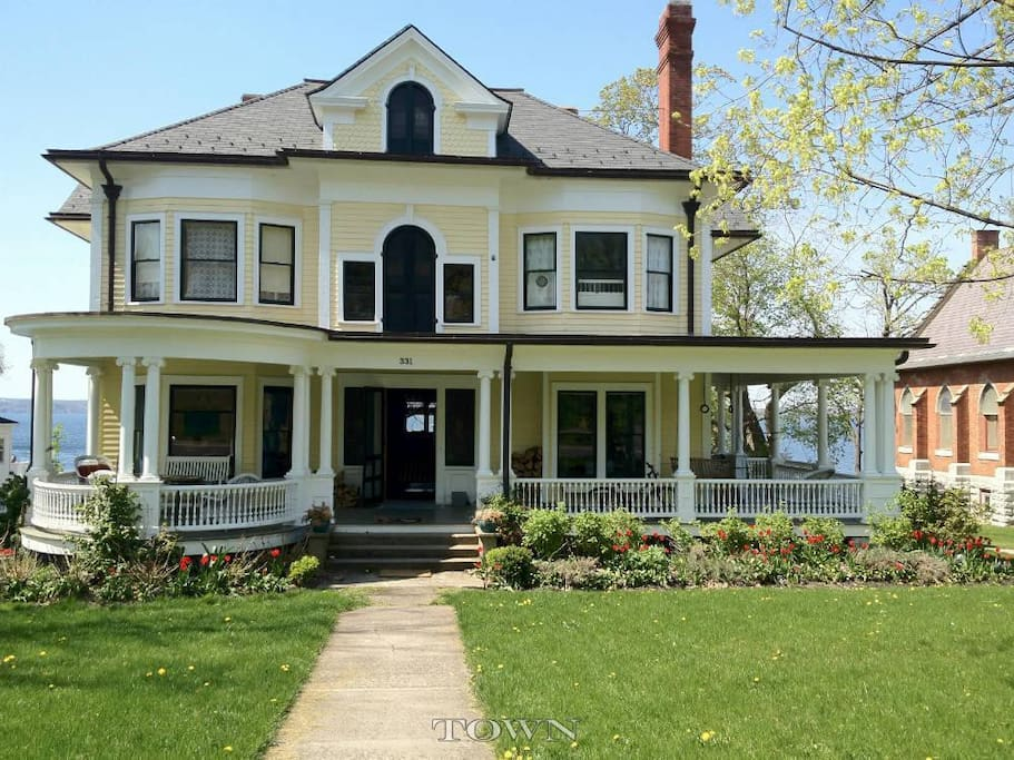Lyon mansion at 331 main street in aurora houses for for House aurora