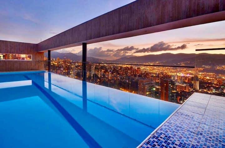 El Poblado / Medellin - Energy Living 1202