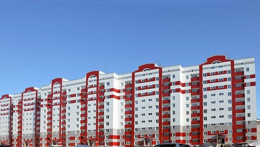 Лазурная,41 квартира в Индустриальном районе