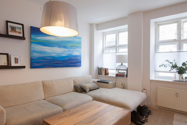 Charming apartment in heart of CPH