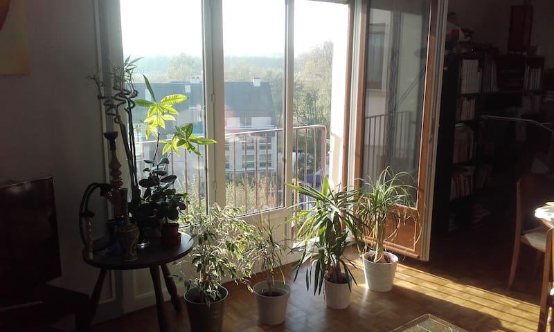 App lumineux, spacieux proche gare - Caen - Apartament