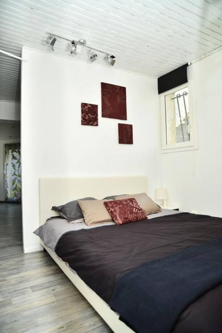 Studio 2 personnes 35 m2