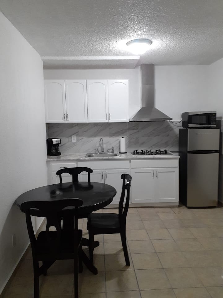 studio, private, affordable and comfortable