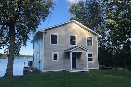Newly Renovated Lakefront Cottage on Joe's Pond