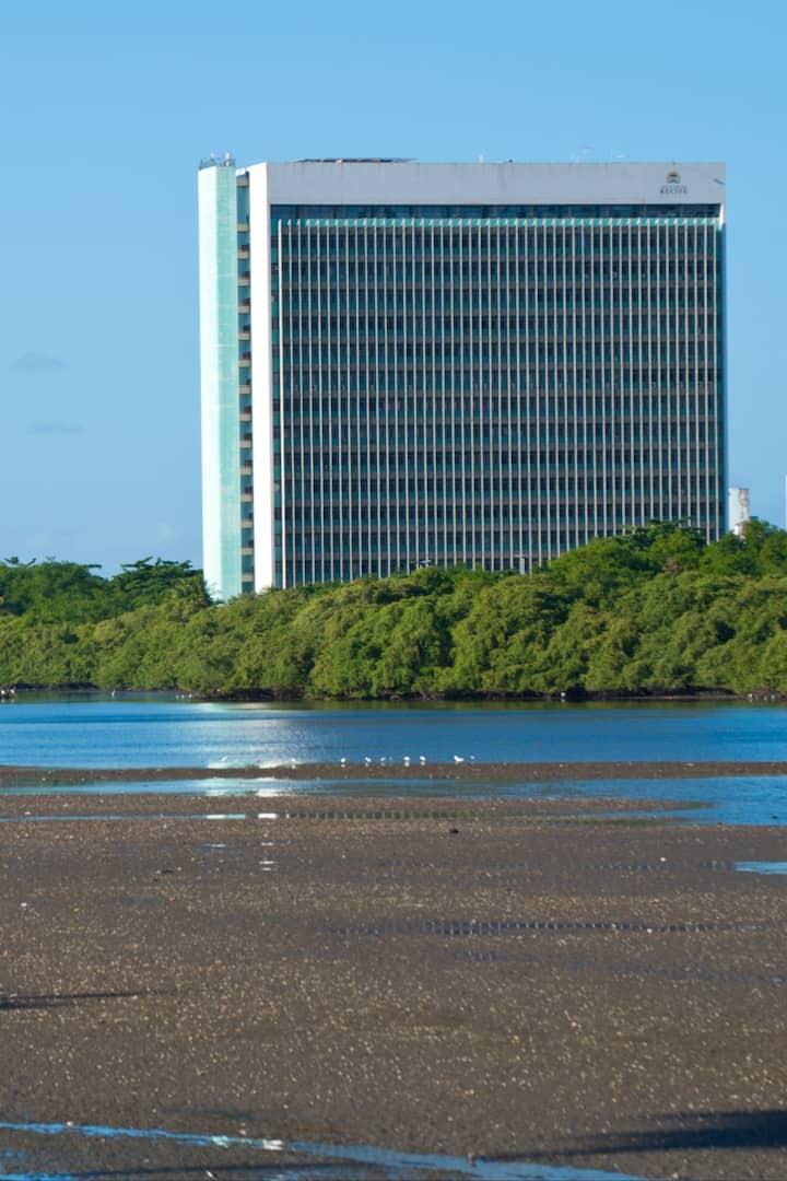 Rio Capibaribe + Prefeitura do Recife