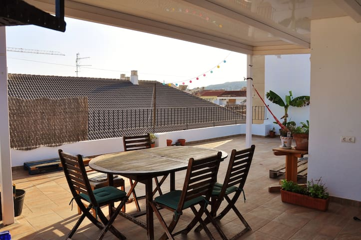 Attic in Gandia Center - Gandia - Apartament