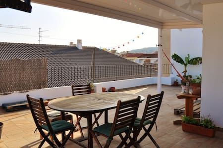 Attic in Gandia Center - Gandia - Appartement