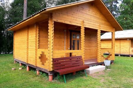 Bunk cottage. Охотник и Рыболов