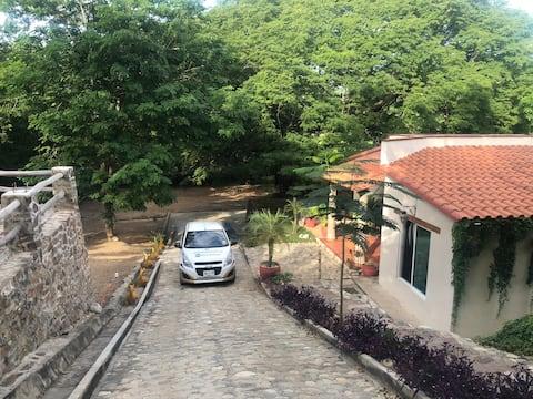 Hostal Huatulco , barra de Copalita, Oaxaca