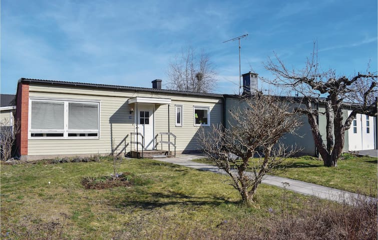 Holiday cottage with 3 bedrooms on 81m² in Hultsfred