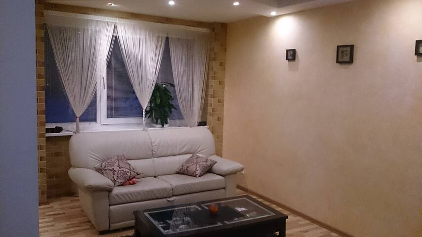 2 room apartment near Svyturys arena