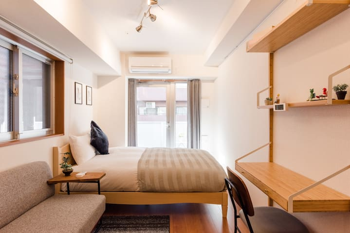 Sunny Shinjuku Biz Friendly Apartment