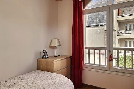 Chambre Butte aux Cailles 1 - Paris-13E-Arrondissement