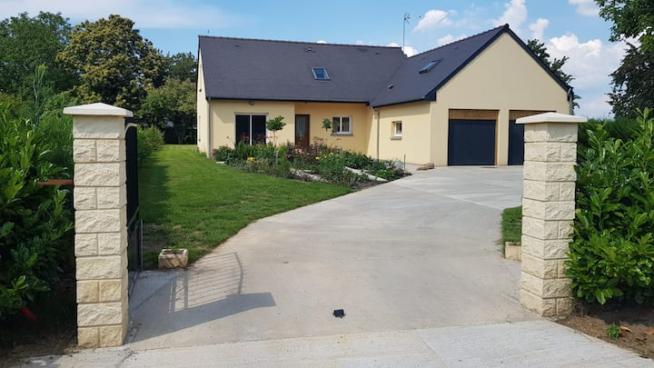 New village house