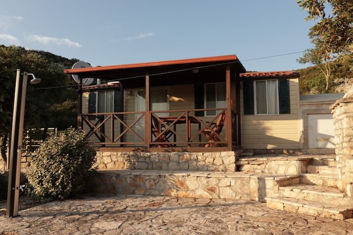 Mobile house - South Pašman