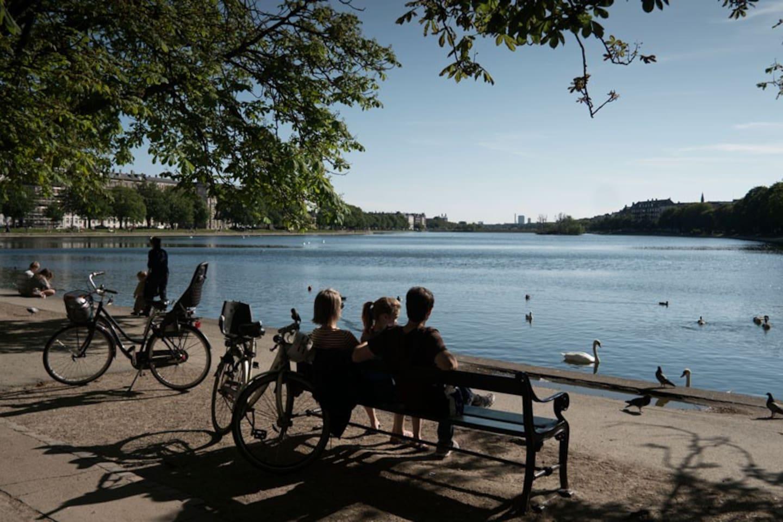 The Lakes of Copenhagen