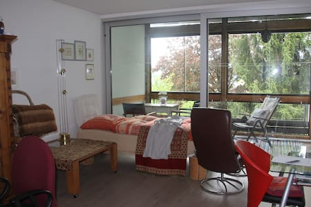 Privatroom in Villach-Warmbad - フィラッハ - アパート
