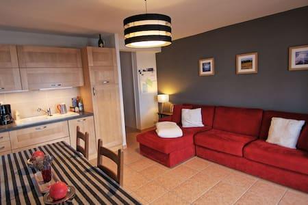 Magnifique Appartement dans chalet - Laye - Apartamento