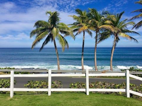 Villa Peligallo: Unique Oceanfront Retreat