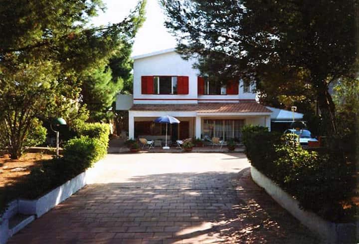 Villa sul mare a Marina di Lizzano 4 stanze