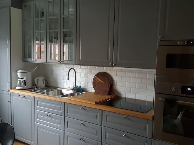 Lägenhet i Borås med närhet till Knalleland