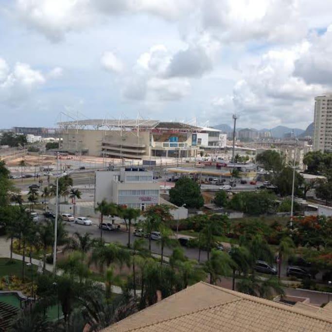 Vista Parque Olimpico