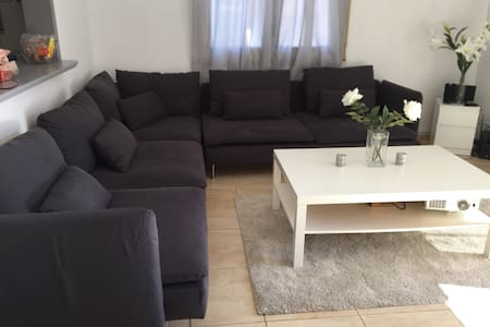 Comfi big flat 5min from the beach - Бланес - Квартира