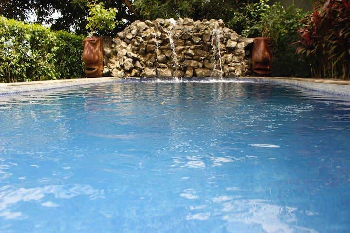 Apartamento con piscina exclusiva 2min de la playa