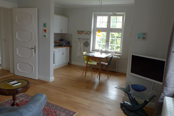 trash de luxe - Fisch - Schleswig - Wohnung