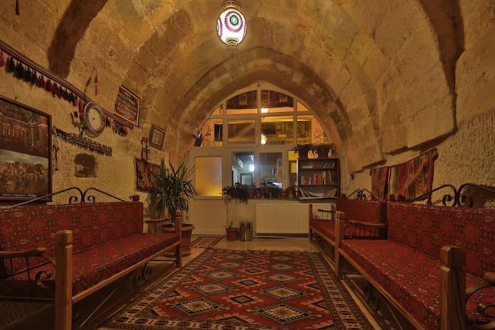 Traditional cappadocia House