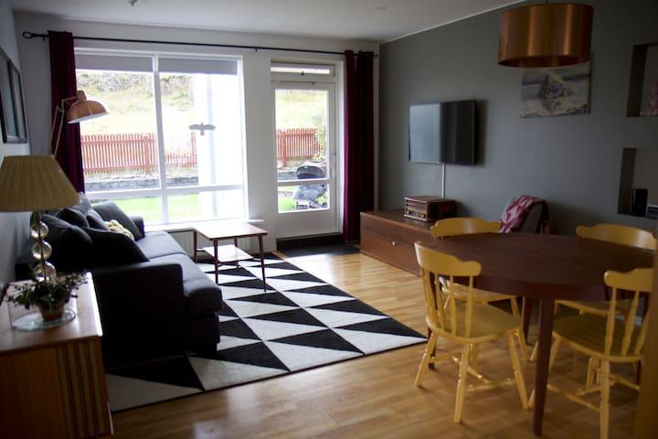 Apartment in Reykjavik suburbia /calm surroundings - Reykjavík - Byt