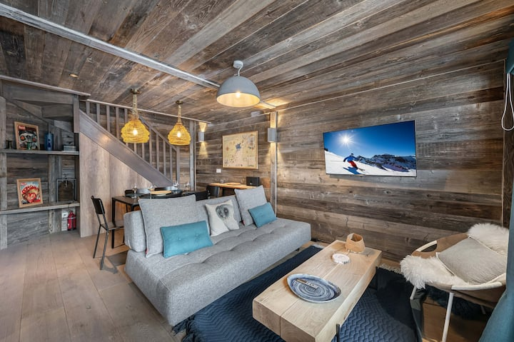 Cosy and luxury chalet for 5 people