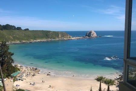 Dpto vista al mar - Playa-Algarrobo - Algarrobo - Lakás