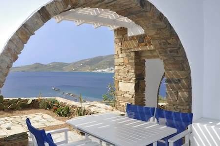 House by the sea in Tinos - A // Stavros Bay - Tinos