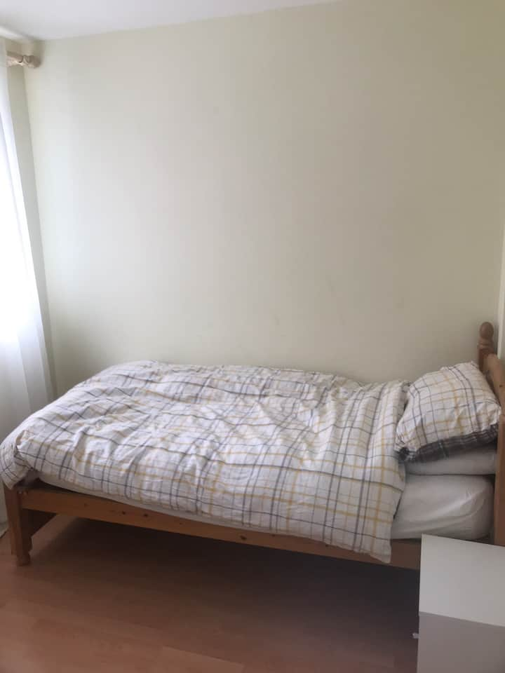 Cozy Single Room in Canary Wharf