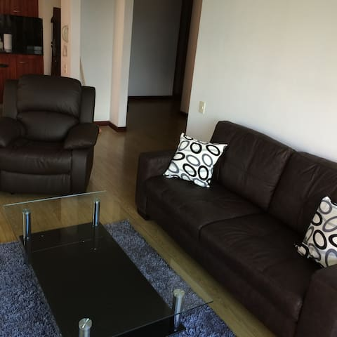 2 bedroom Luxury Apartment in El Poblado - Medellín - Apartment