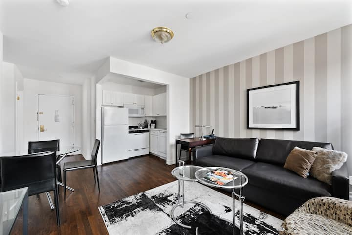 Modern UES Two Bedroom