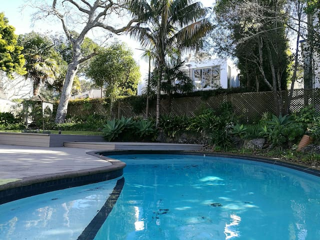 Takapuna near by Sunny Double bed - Auckland - Casa