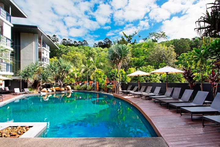 Peppers Noosa One Bedroom Apartment