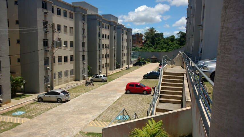 Apartamento novo em Lauro de Freitas - lindo!!!