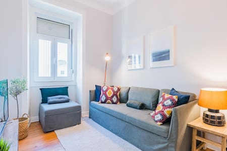 5* Loft in Lisbon - Walk to the River & Monuments
