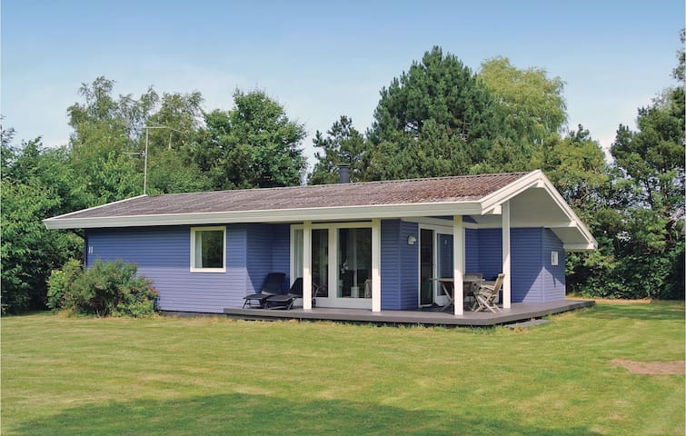 Holiday cottage with 3 bedrooms on 58 m² in Svendborg