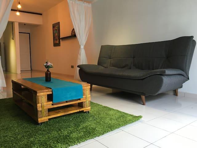 Loft 701 for 2-8pax - Klang - Apartament