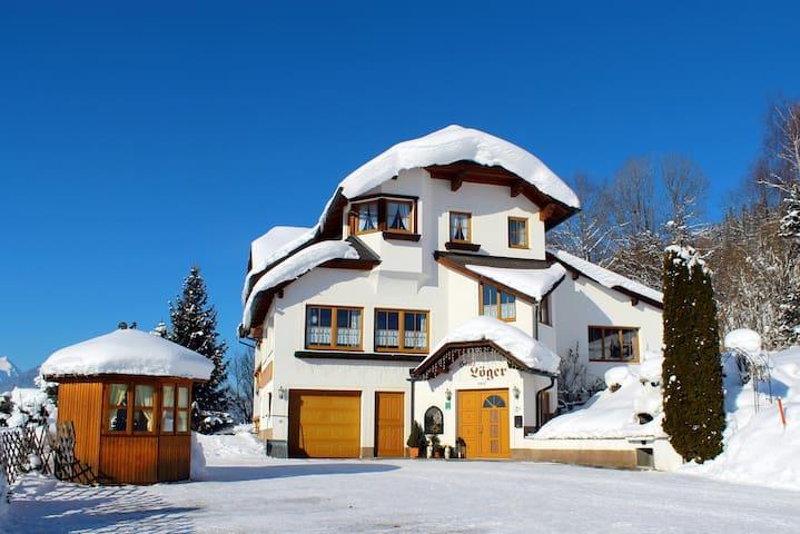 Haus Löger - Apart C -family resort
