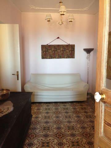 The second bedroom with sofabed for two persons - La seconda stanza da letto con divano letto matrimoniale