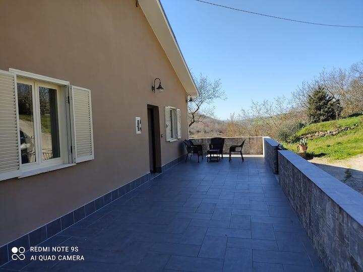 """Casa vacanze """"Il rifugio"""" Zungoli"""