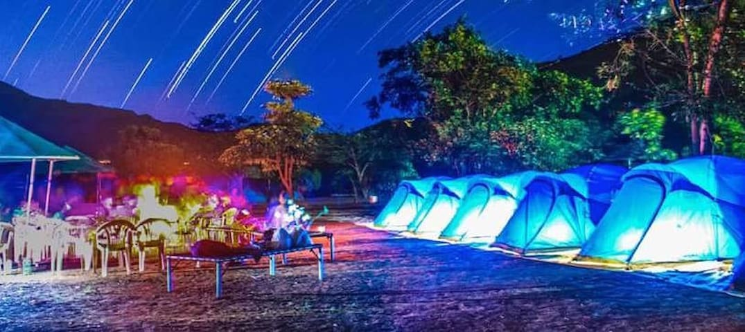 Best Family Camping near Pawna lake Mumbai