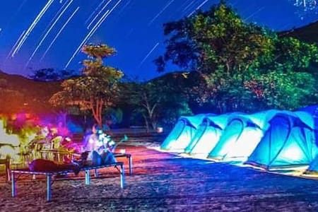 Best Family Camping near Pawna lake Mumbai